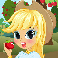 Equestria Girls Applejack Makeover
