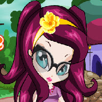 PopPixie Amore Dressup
